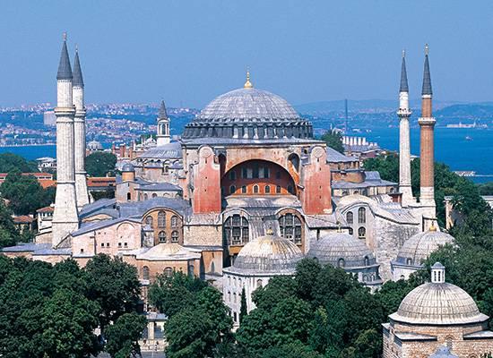 İstanbul Ayasofya Müzesi E-Bilet